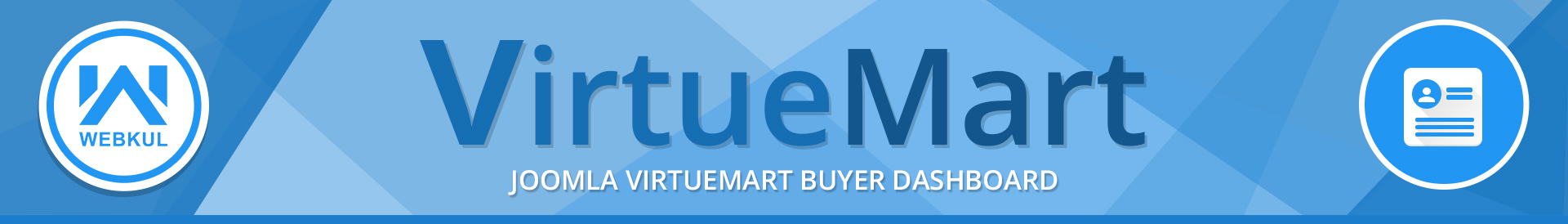 Joomla Virtuemart Buyer Dashboard